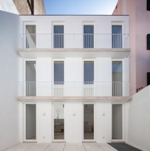 CHP Arquitectos / House in Rato / Lisbon, PT / 2015